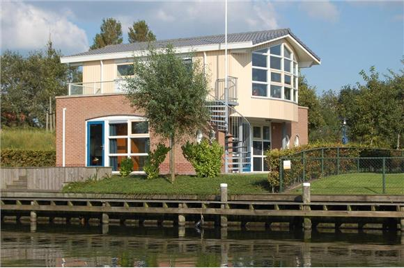 Watervilla Noorderbries 6p